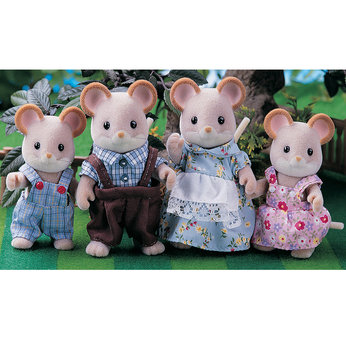Families Mouse Family