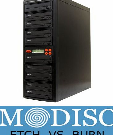 1 to 9 M-Disc 24X CD / DVD Multi Target Duplicator Tower with FREE USB Connection (£40 Value)