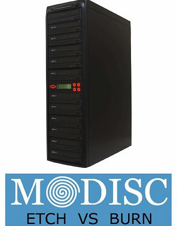 1-11 CD DVD Duplicator M-Disc Replication Recorder Copier Multiple 24X SATA Burner with USB Connection