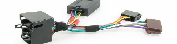 T1 Audio T1-CTSAR001-KENWOOD - Alfa 147,156, GT Steering Wheel Control Interface Adaptor With Free Kenwood Patch Lead