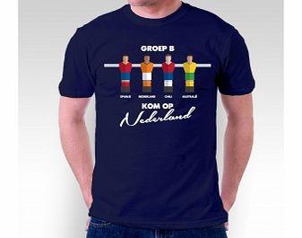 netherlands football table