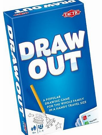Draw Out Junior Travel Game