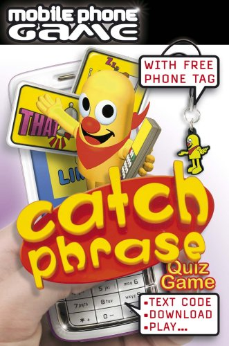 Tactic Games UK Catchphrase Mobile Phone Game