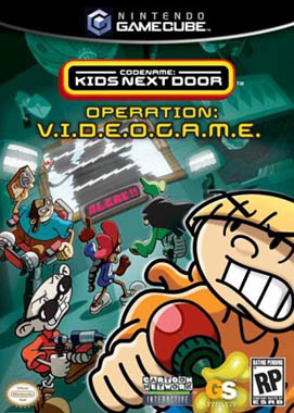 Codename Kids Next Door GC