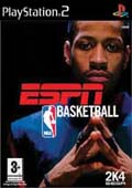 ESPN NBA Basketball 2K4 PS2