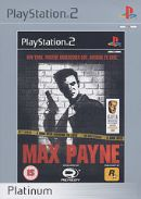 Max Payne Platinum PS2