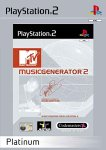 MTV Music Generator 2 Platinum PS2