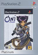 Oni Platinum PS2