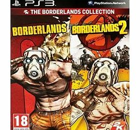 Borderlands 1 & 2 Bundle on PS3