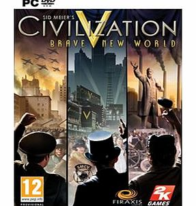 Civilization V Brave New World on PC