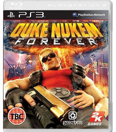 Duke Nukem Forever on PS3