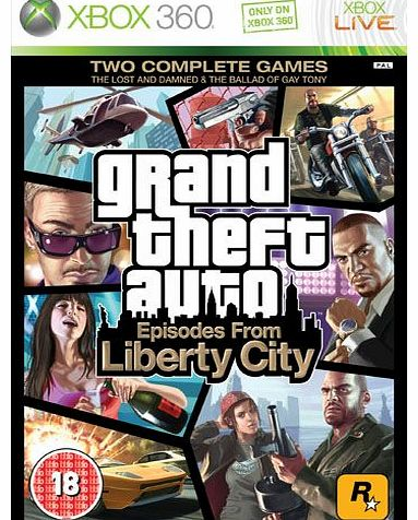 Grand Theft Auto: Episodes from Liberty City on