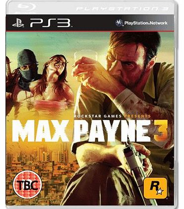 Max Payne 3 on PS3
