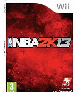 NBA 2K13 on Nintendo Wii