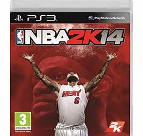 NBA 2K14 on PS3