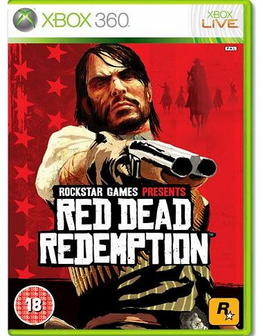 Red Dead Redemption on Xbox 360