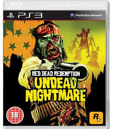 Red Dead Redemption Undead Nightmare on PS3