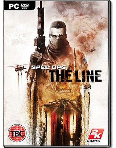 Spec Ops - The Line on PC