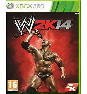WWE 2K14 - Ultimate Warrior Edition on Xbox 360
