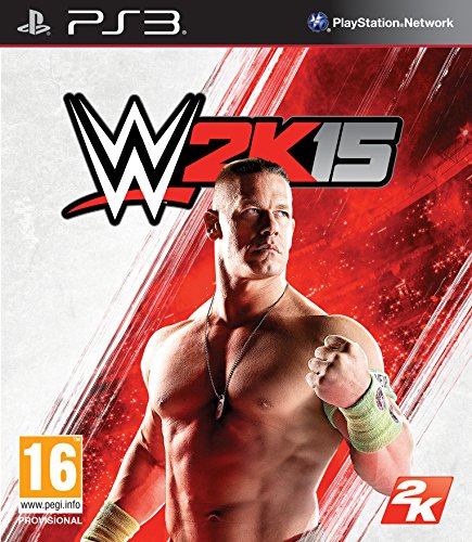 WWE 2K15 PS3 Game