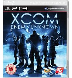 XCOM Enemy Unknown on PS3