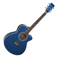 Discovery DBTSFCE Acoustic Guitar TBL