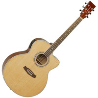 Discovery Deluxe Super Jumbo Acoustic