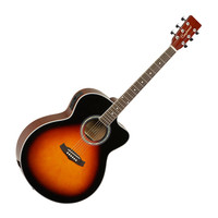 Discovery Super Jumbo Acoustic Guitar