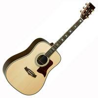 TW1000N Solid Spruce Acoustic Guitar