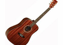 TW15ASM Acoustic Solid Mahogany