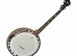 TWB USA4 4 String Tenor Banjo