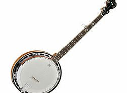 TWB USA5 5 String Tenor Banjo
