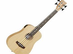 TWRBE Traveler Electro-Acoustic Bass