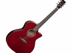 Venetian Cutaway Wine Red - USED