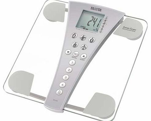 Body Composition BC543 Monitor Scale