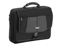 TARGUS BlackTop 15.4 Notebook Case with DPS