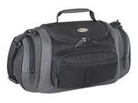 Targus Pro - Case ( for camcorder ) - nylon - gray