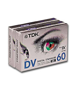 TDK DVM 60 Mini Digital