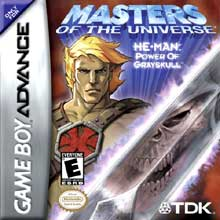 Masters of the Universe GBA