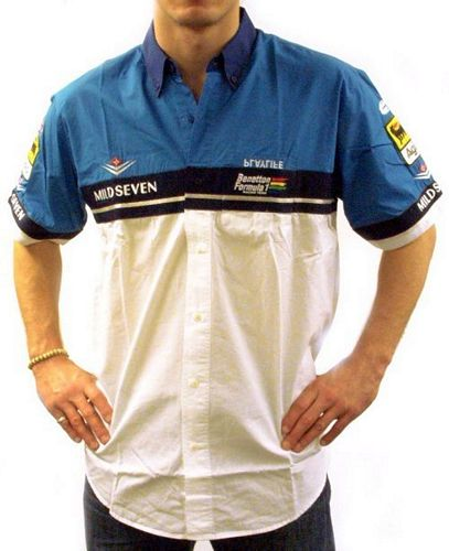 Benetton Mild Seven 1999 Team Shirt