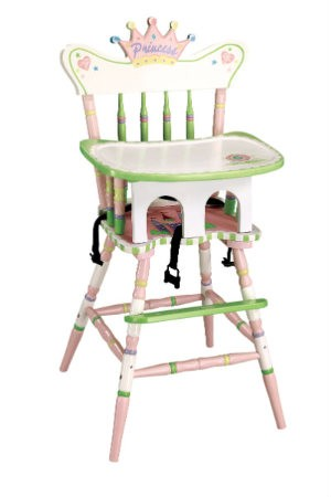 Princess High Chair
