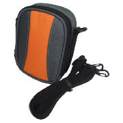 Compact digital camera case