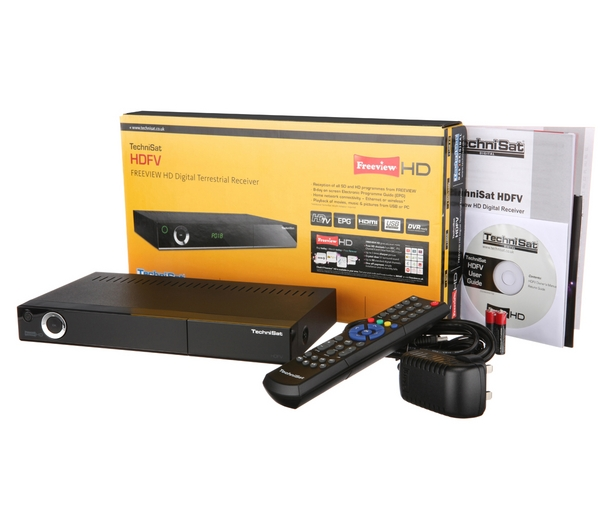 TechniSat HDFV Freeview