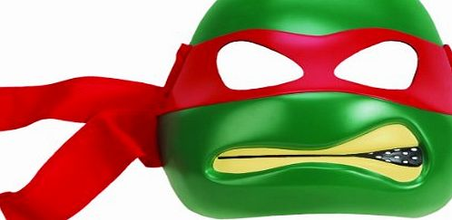 TMNT Deluxe Raphael Mask Costume Accessory