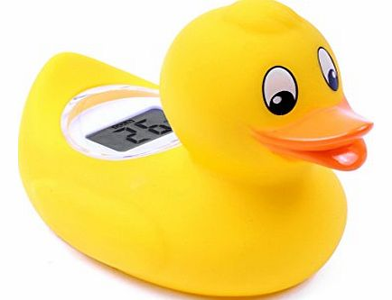 Digi Duckling Digital Water Thermometer and Baby Bath Time Toy