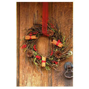 10 Natural Twig Wreath