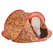 2 person pop up tent jelly beans