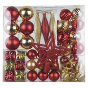 50 piece trad decoration pack