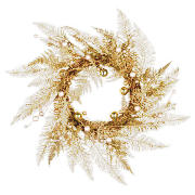 Finest Champagne Gold Wreath