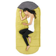 sleeping bag lounger